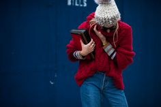 New York Fashion Week Fall 2016 Street Style | Sup3rb