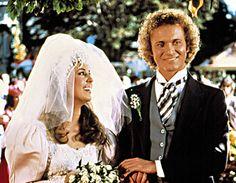 Luke Spencer and Laura Webber. Married on General Hospital - 17 November, 1981.