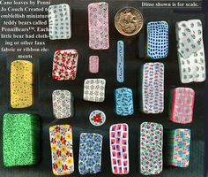 Scan of canes by Claylady43, via Flickr
