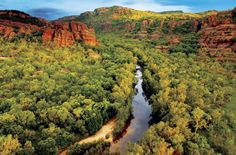 Kakadu National Park is located in the Northern Territory of Australia, 171 km east of Darwin. The name 'Kakadu' comes from an aboriginal floodplain language called Gagudju which was one of the languages spoken in the north of the park at the beginning of the twentieth century. #KakaduNationalPark #Travel #Beautifulplaces