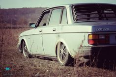 Volvo with BRM?