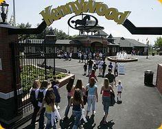 Kennywood, Pittsburgh Pa. One of the oldest & best parks in the the country.
