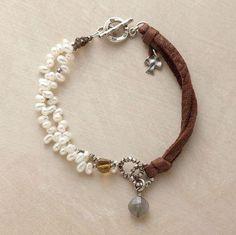 Craft ideas 8226 - Pandahall.com #leatherbracelet #beadsbracelet #pandahall