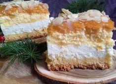 Polish Recipes, Polish Food, Food Cakes, Vanilla Cake, Ale, Cake Recipes, Cheesecake, Food And Drink, Menu