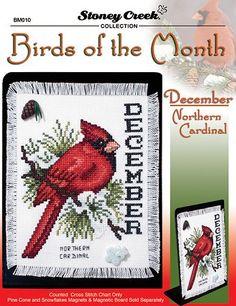 Bird of the Month - December (Northern Cardinal) – Stoney Creek Online Store