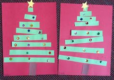 The holidays sure did cause me to be super busy!  Sorry for the posting after the fact of the holiday craft time.  My class had fun making ...