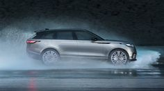 The Range Rover Velar is a high-end spin on Jaguar F-Pace underpinnings - Autoblog