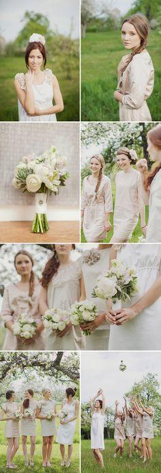 Zauberhafte Soeur Coeur Kleider für Trauzeuginnen und Brautjungfern