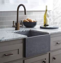 Stylish Concrete Sinks Designed to Energize the Kitchen and Bath Industry http://freshome.com/2014/07/22/stylish-concrete-sinks-designed-to-energize-the-kitchen-and-bath-industry/