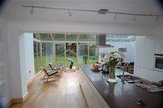 kitchen extension. Nx