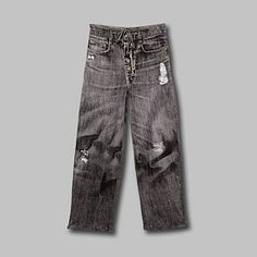 Joe Boxer Men's Sleep Pants Denim Tie Waist - Clothing - Young Men's - Sleepwear