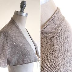 """440 Likes, 9 Comments - Espace Tricot (Melissa & Lisa) (@espacetricot) on Instagram: """"Just finished the yoke and put the sleeve stitches on hold on my @cocoknits Lizzie sweater and I am…"""""""