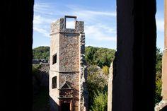 Ausflug zur Ruine der Madenburg in Eschbach