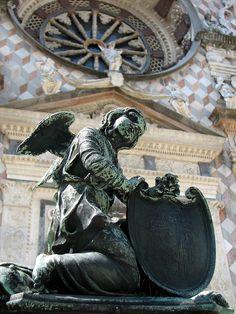 Bergamo, Italy, La Cappella Colleoni