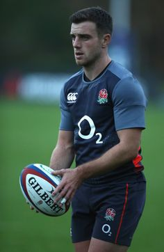 George Ford of England