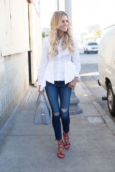 Wearing Olivia Palermo, Inspired by Olivia Palermo