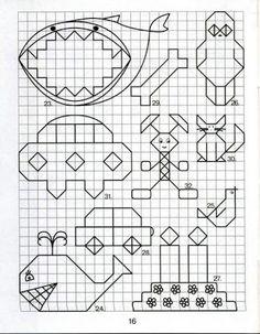 Resultado de imagen para como hacer caligrafia en cuadricula dibujos Graph Paper Drawings, Blackwork Embroidery, Geometry Art, Pictures To Draw, Sewing For Kids, Doodle Art, Pixel Art, Art For Kids, Coloring Pages