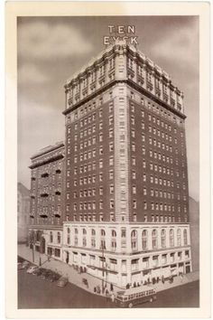 The Ten Eyck, Hotel, Albany New York