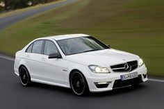 Mercedes-Benz C63 AMG  what i would consider trading my car for