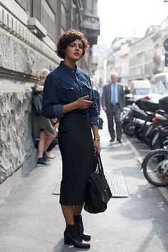 On the Street….Corso Venezia, Milan