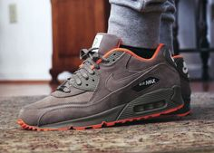 Nike Air Max 90 'Home Turf' Milano - 2013 (by sole__assassin)