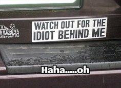 bumper stickers   Funniest Bumper Stickers EVER