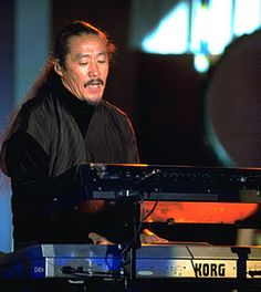 KITARO (喜多郎?, born February 4, 1953) is a Japanese musician, composer, record producer and arranger who is regarded as a pioneer of New Age music.  http://en.wikipedia.org/wiki/Kitar%C5%8D