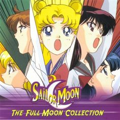 "Various Artists - ""Sailor Moon"": The Full Moon Collection (Koch Records)"
