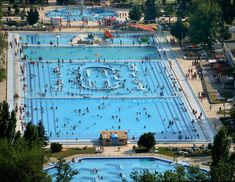 Palatinus Beach - BudNews - 4 top baths and pools in Budapest