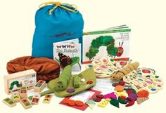 Life Cycle of a Caterpillar - Storysacks - Storysacks Story Sack, Very Hungry Caterpillar, Learning Spaces, Eyfs, Life Cycles, Learning Resources, Easter Crafts, Activities For Kids, Sacks