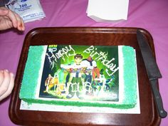 7th birthday - Ben 10
