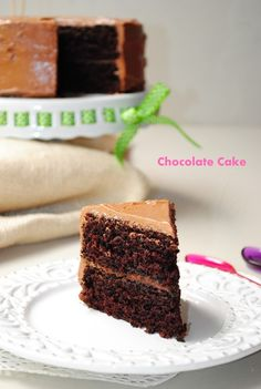 US Masala: The best chocolate cake ever!