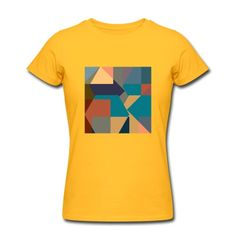 Women's Slim Fit T-Shirt by American Apparel