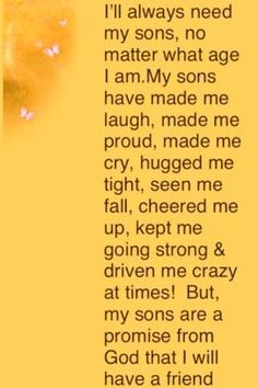 My sons are my heart and soul. My whole world and what keeps me going in this crazy life! ❤️ love my 3 sons Mother Son Quotes, My Son Quotes, Family Quotes, Great Quotes, Life Quotes, Inspirational Quotes, Son Sayings, Someday Quotes, Qoutes