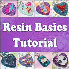 The Basics of Creating Resin Jewelry - Tips Tricks and Step by Step Instructions