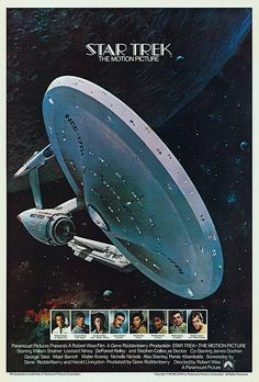 Star Trek, the Motion Picture.