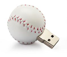Baseball USB.....per my son's request....LOL :^)