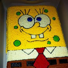 Jade's Sponge Bob cake! Made by my awesome sister, Megan!