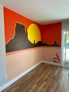 Murals, Black, Home Decor, Decoration Home, Black People, Room Decor, Wall Paintings, Mural Painting, Home Interior Design