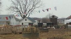 Wash day, Middlebury, IN