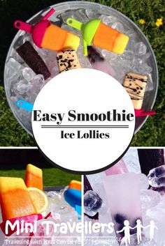 The Clean Supper Club children are smoothie fiends so we don't often struggle to…
