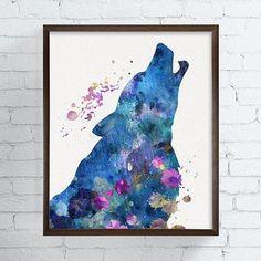 teen wolf wall decor - Google Search