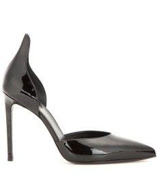 0a9ea03dcda Saint Laurent - Leather pumps - mytheresa.com Style Wish