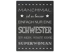 SCHWESTER Chalkboard Quotes, Art Quotes, Feel Good, Congratulations, Friendship, Verse, Lettering, Humor, Motivation