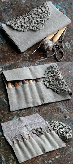"handmadepride: "" Click here for more handmade goodness. """