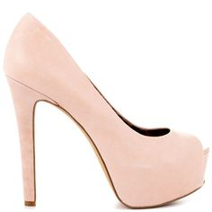 Carri - Pale Pink Lux Nappa by Jessica Simpson