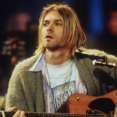 Kurt Cobain ...Nirvana unplugged