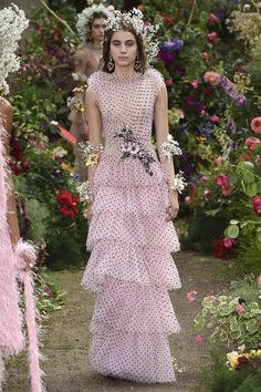 Rodarte Spring 2018 Ready-to-Wear  Fashion Show Collection