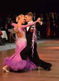 Dmitry Zharkov and Olga Kulikova - WDSF European Championship Standard 14 May 2016