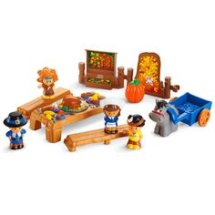 Little People® Thanksgiving Celebration | K5058 | Fisher Price